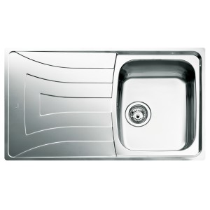 Stainles steel sink TEKA UNIVERSO 45 B-CN